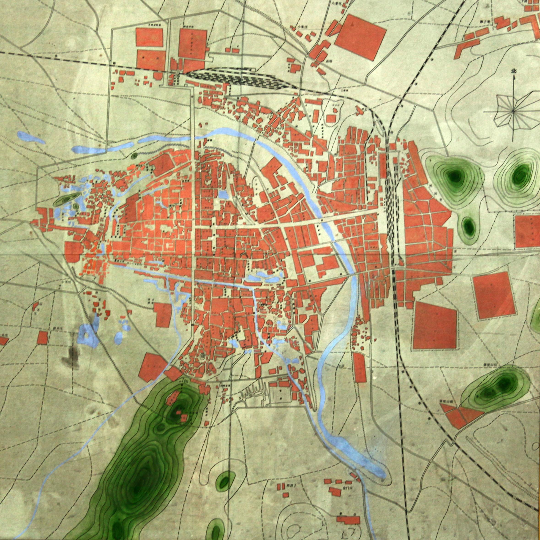 徐州老地图